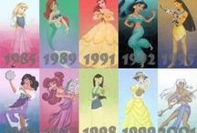 Princesses and more