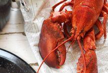 Under the sea (food) / Food / by Jennifer Balice