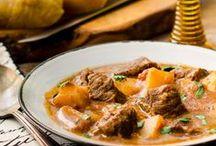 Food: Soups, Stews, & Hot Pots