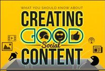 content marketing infographics / graphics translating approaches to content marketing  / by alexandrapatrick
