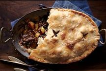 Food: Casseroles & Savory Pies