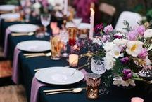 Tasteful Tables! / Tables that take our breath away! The napkins, floral, and more VENUE 221 adore! #VENUE221 #EventVenue #Wedding #CorporateParty #Denver