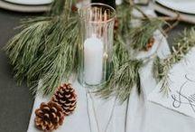 Winter Wedding Ideas / Winter wedding ideas we love! Venue 221 is your perfect intimate winter wedding destination! #winterwedding