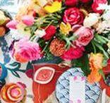 Orange Party Theme / Ideas for an orange party theme! Orange decor, cakes, flowers and more! #OrangeWedding #OrangeColorTheme #EventDecor #WeddingDecor