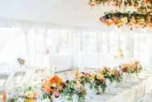 Summer Wedding Ideas / Summer wedding ideas we love at VENUE 221! Summertime cakes, colors, decor, and more! #WeddingDecor #Wedding #SummerWedding #WeddingInspiration #Summer