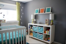 Home - Nursery / by Jessica Driggers
