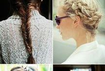 hair styles / by Rachel Gates