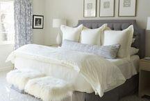 HOME: Bedroom / Bedroom decor, bedroom furniture, bedroom color schemes.