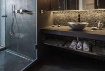 INTERIOR-Bathroom / by Avico Interior Architects