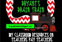 "My ""Teachers Pay Teachers"" Store Resources"