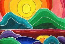 Art Class Ideas / because the best teachers...share! / by Lara Young
