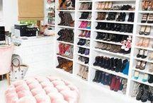 HOME: Closet / Ideas and inspiration for my fantasy closet.
