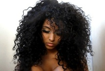 ♥Your Mane is the Main Attraction♥ / by Ronaye' Tharpe