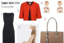 Workwear style / by Styling You