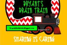 Sharing Is Caring / My blog posts and other great ideas to share!