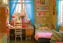E's Room/ Kidlette Stuff / Ideas for my daughter and her room, if she ever moves in to it! / by Laura Torbet