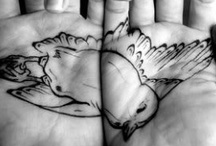 Tattoos  / by Lewis Davis