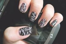 """Nails / The one thing that finishes you and your """"outfit"""" off!  There are some crazy looking nails out there"""