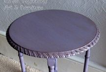 Annie Sloan Paint / painted furniture / Annie Sloan/painted furniture