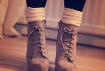Shoes / they're all so cute, can i have them all please