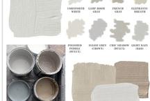 Paint Palette Inspiration / by Christine Davis