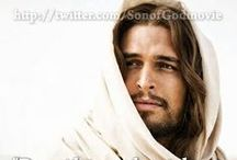 Jesus Quotes / Quotes by Jesus, as seen and heard in the TV movie series, The Bible.
