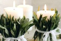 Christmas ~ Candles / by Frauke Brouwer