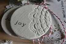 Christmas ~ Ornaments / by Frauke Brouwer