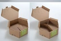 Paper packaging/boxes / Boxes for Foxes / by Dimitris Kanellopoulos