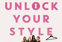 Unlock Your Style: the book / Unlock Your Style will be published by Hachette Australia and in store August 2014. An iPad and Kindle version will also be available. / by Styling You