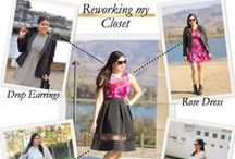 FASHION: Outfit Recaps / Outfit Recaps and Reworking items in my closet to create new outfits.