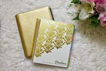 ORGANIZE: Planners / Planners, Agenda and paper goods ideas and pictures.