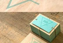 business cards + business identity / branding, logos and business stationery