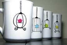 Creatieve ~ Tableware / by Frauke Brouwer