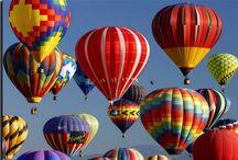 Hot Air Balloon / by Kate Stubenvoll