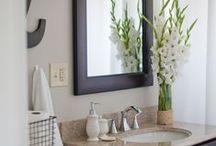 HOME: Bathroom / Bathroom decor, Bathroom Ideas