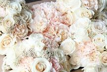 WEDDING: Flowers / This is the board I shared with my wedding florist.