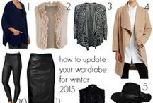 Autumn Winter 2015 / Fashion available for Autumn Winter 2015 as featured on www.stylingyou.com.au