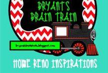 Home Reno Inspirations