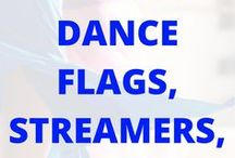 Praise Dance Flags / Praise dance flags, streamers, and banners. How to use these praise dance accessories in your dance ministry.
