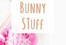 Bunny stuff / Ideas for bunny rabbits. Taking care of rabbits, how to feed your bunny, toys & suggestions for your rabbit.