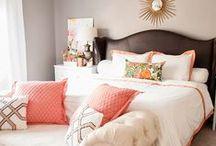 Home // Bedrooms / Bedrooms that inspire me! Plus tons of girl bedroom inspiration.