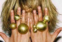 Jewelry / Earrings, bracelets, necklaces...  / by Anne Lehmann