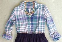Spring and Summer Fashion / All things fashion for warmer weather. Brighter colors, sandals, etc.