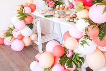 Party Girl! / ideas for parties for kids and grownups!