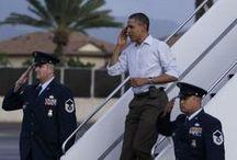 President Obama 2 / by Gretchen G