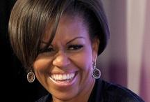 1st Lady Michelle Obama 2 / by Gretchen G