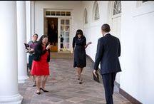 Obamas 2 / by Gretchen G