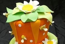 Cute Cakes / by Jimena Del Castillo
