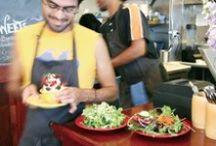 Veg/Raw Food Restaurants / by NAB Communities